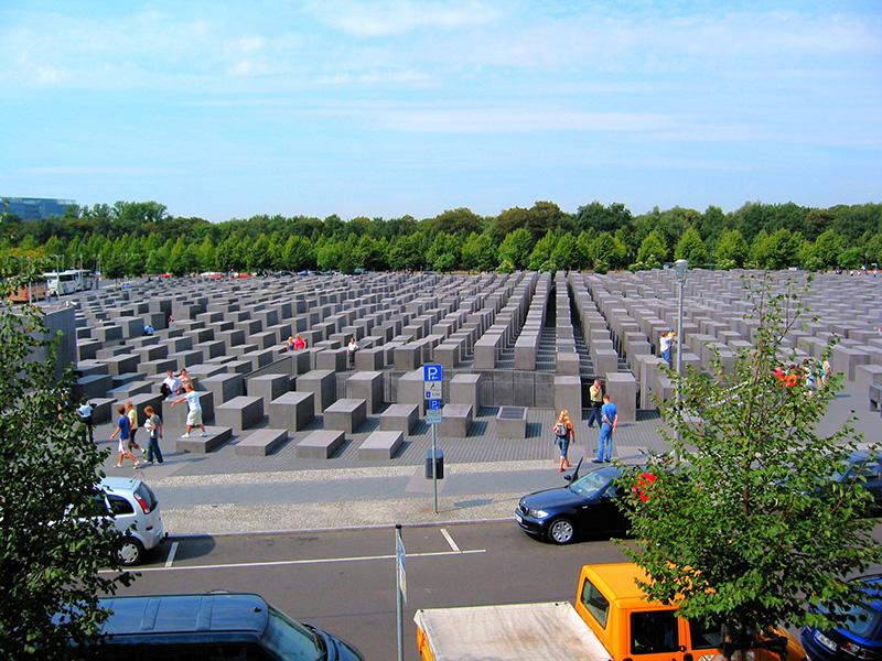 Berlín: Memorial al Holocausto