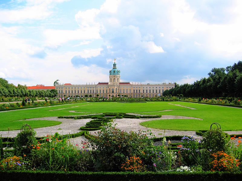 Berlín: Castillo de Charlottenburg