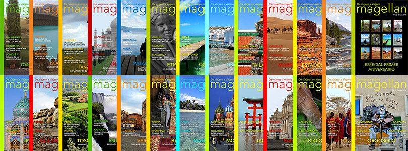Hemeroteca revista Magellan