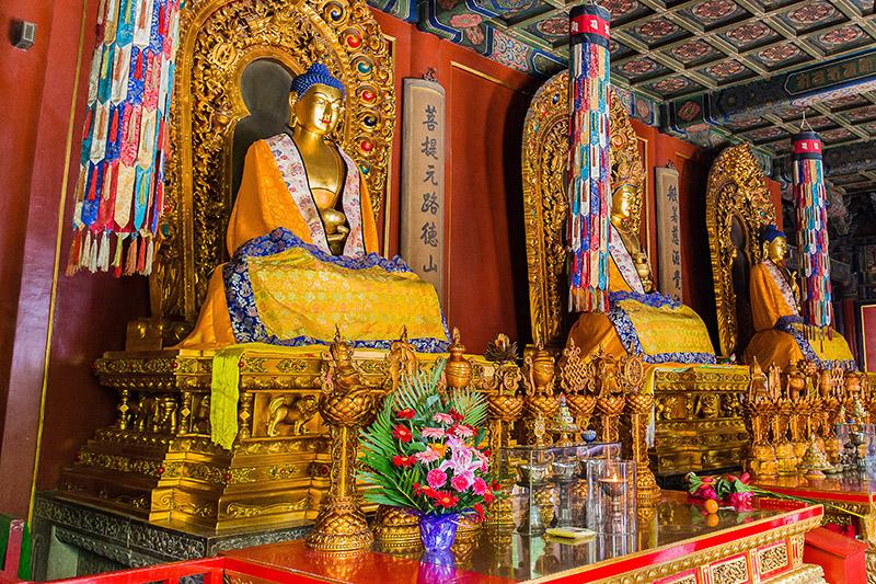 Templo de los Lamas. Pekin