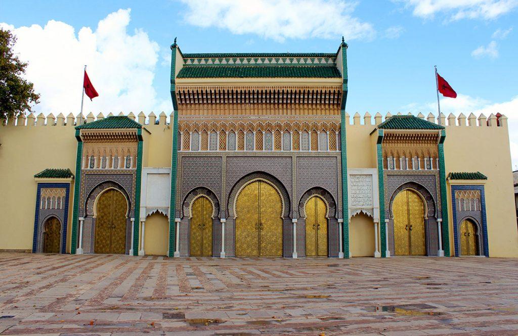 Palacio Real de Fez