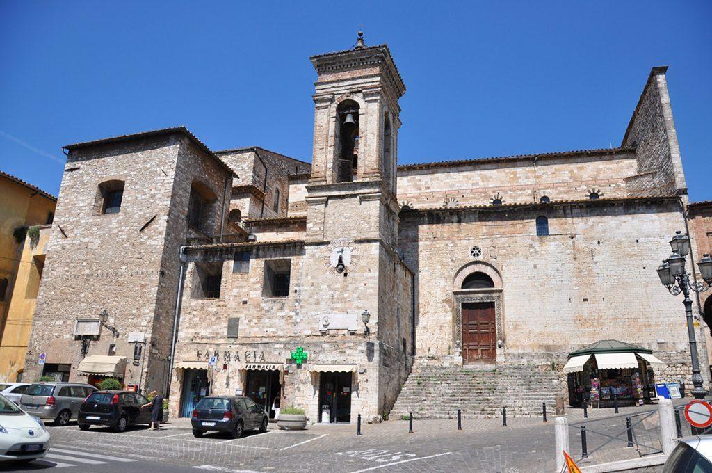 Umbría: Narni, Catedral de San Giovenale