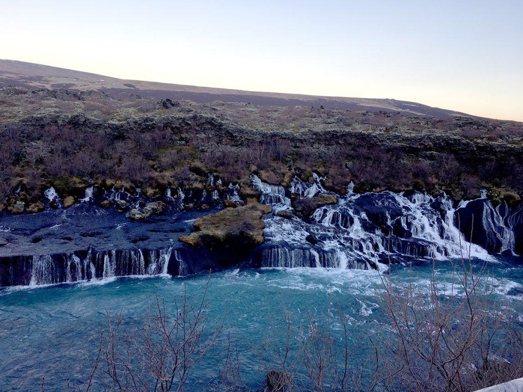 Cascada de Barnafoss