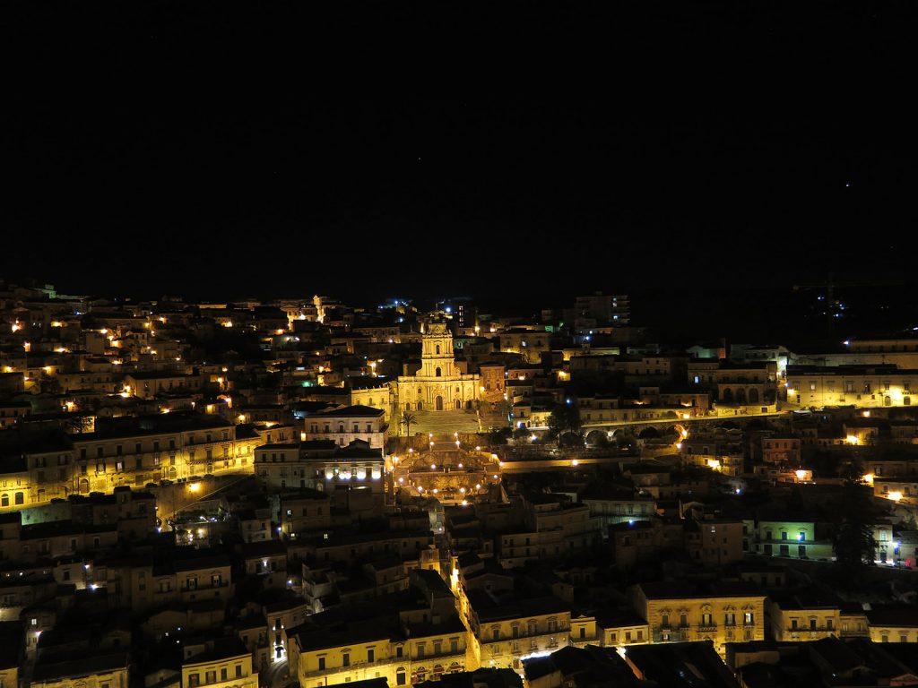 Comisario Montalbano: Modica de noche