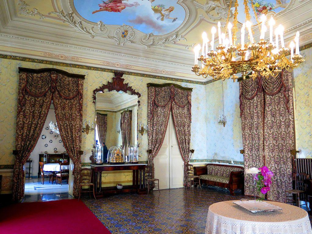 Comisario Montalbano: Palazzo Arezzo di Trifiletti