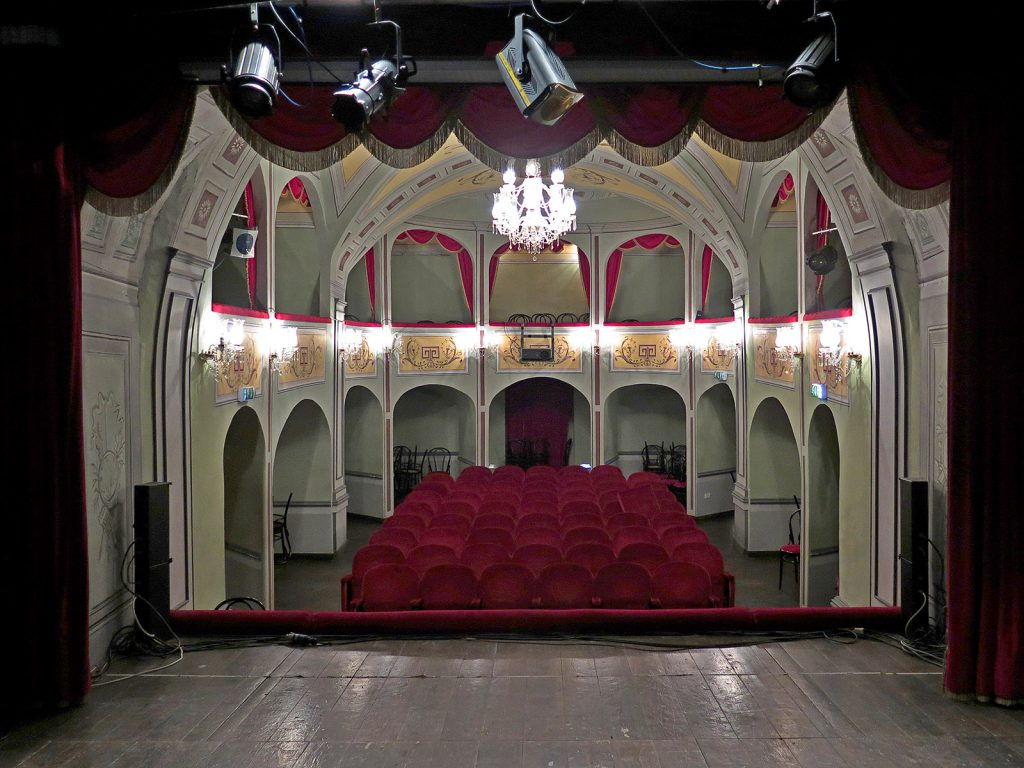 Comisario Montalbano: Teatro Donnafugata