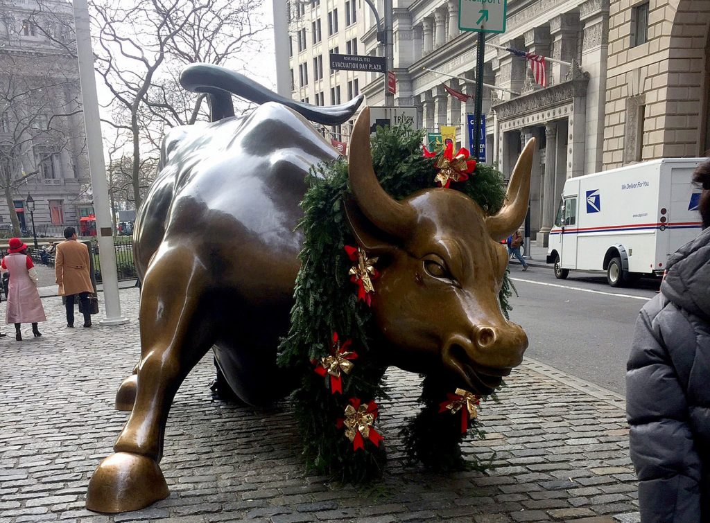 El toro de Wall Street