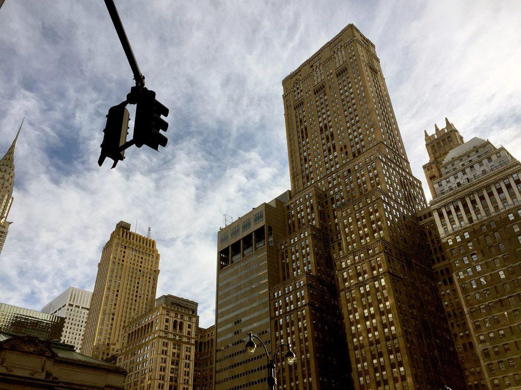 Los rascacielos de NYC