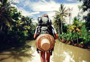 viajar con mochila