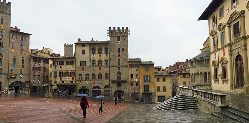 Toscana, Arezzo