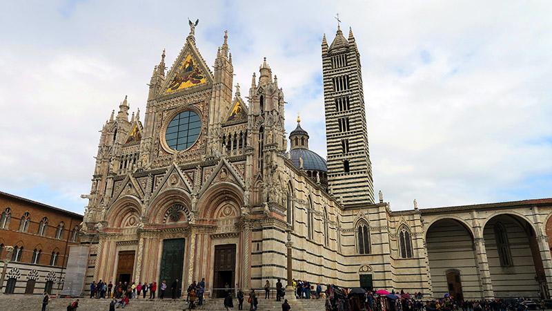 Toscana, Siena