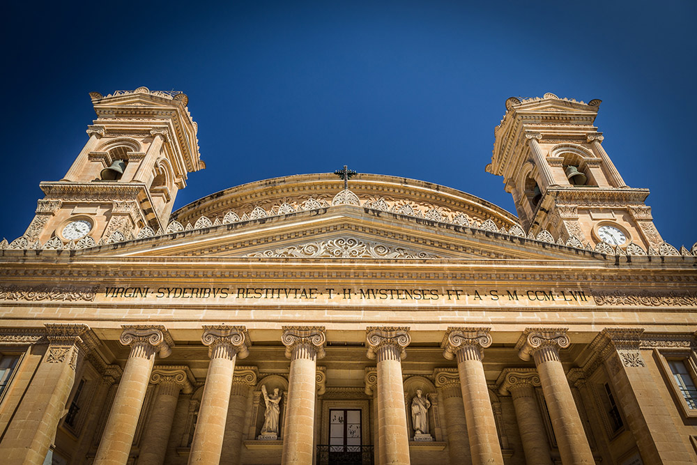 La Iglesia de Mosta