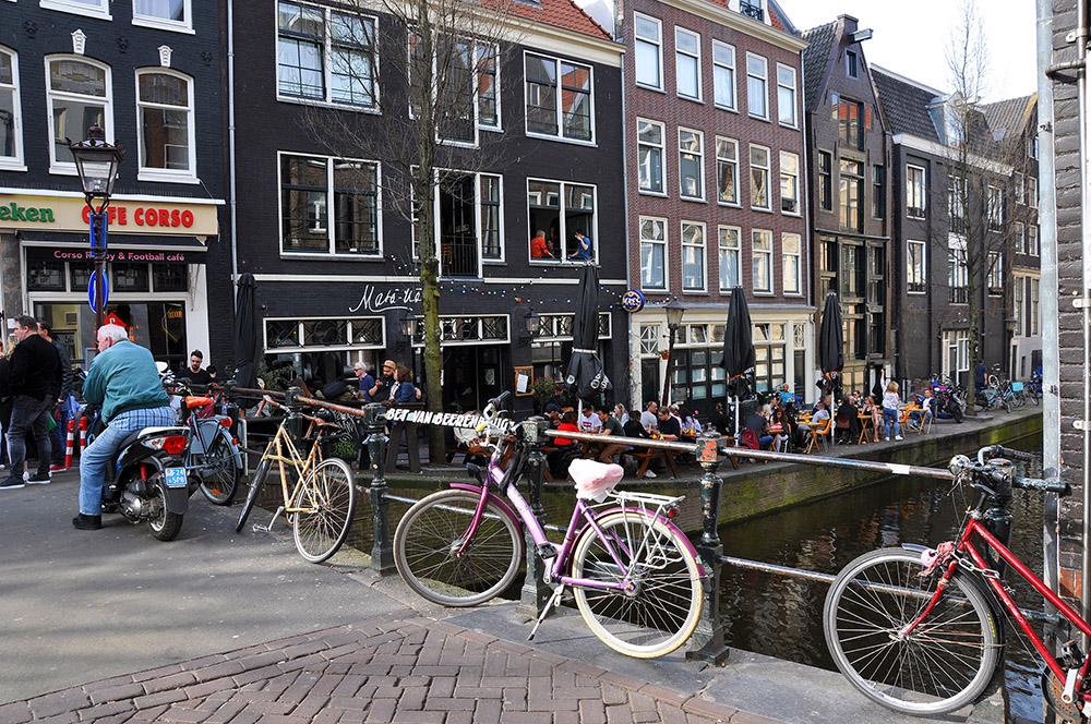 Amsterdam, bet van beerenbrug