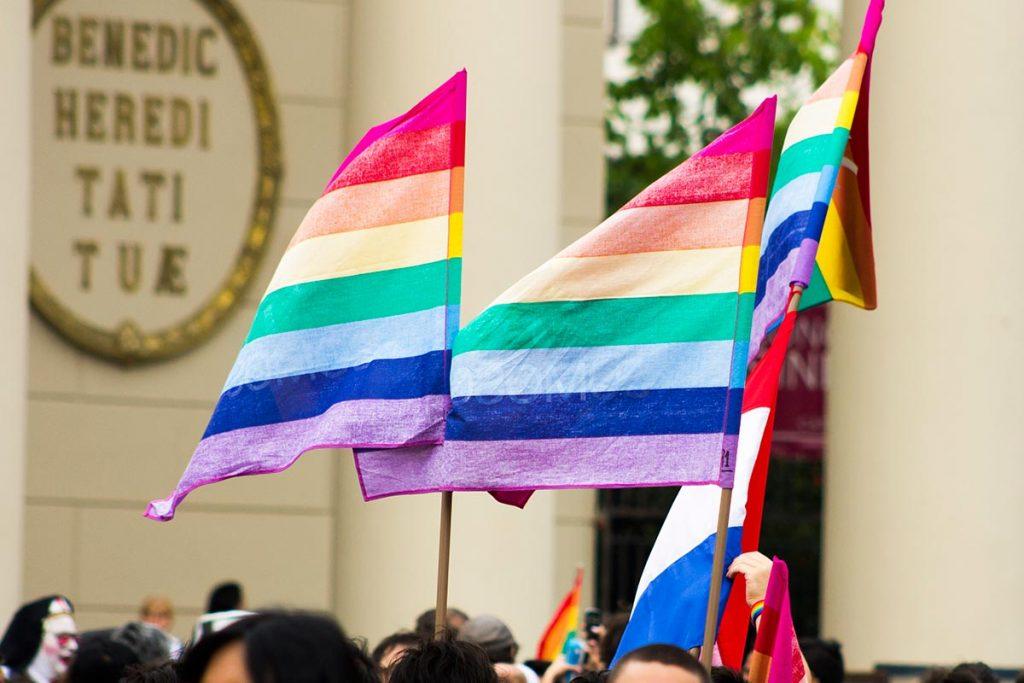 Desfile del Orgullo LGBT