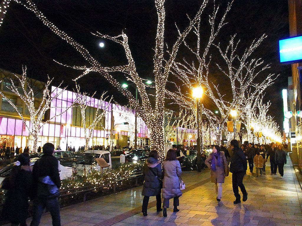 Tokio navidad