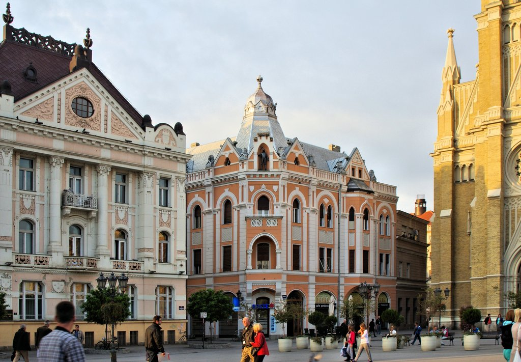 Liberty Square, Novi Sad
