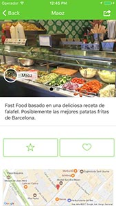 Barcelona Veg Friendly