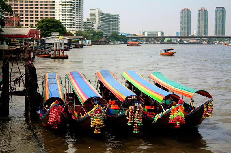 Tailandia, el antiguo Reino de Siam