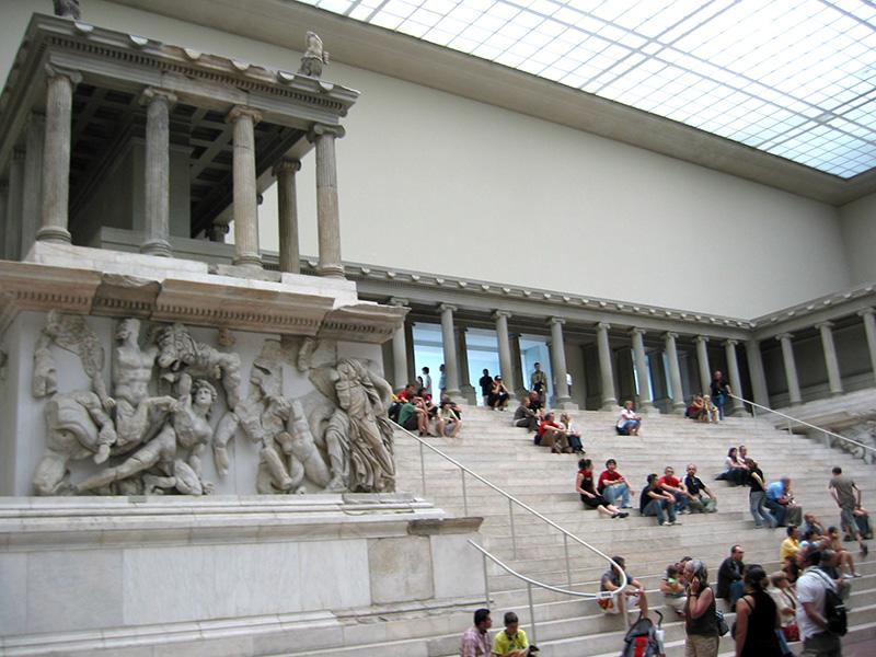 Berlín: El Altar de Pérgamo
