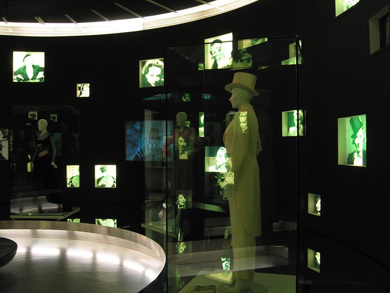 Filmmuseum Berlin, museo dedicado al cine alemán