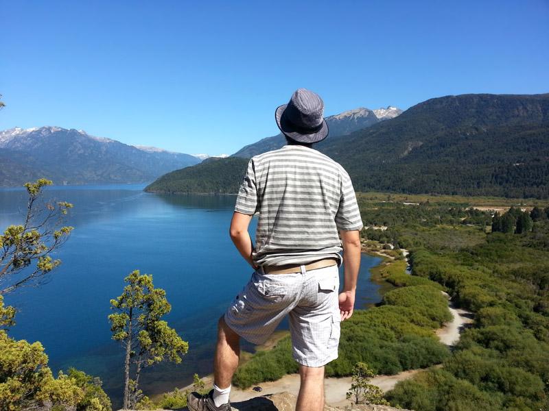 Mirador del Lago - Lago Puelo, Patagonia