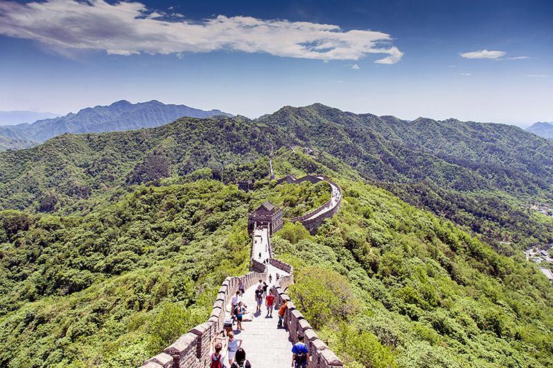 La Gran Muralla. China
