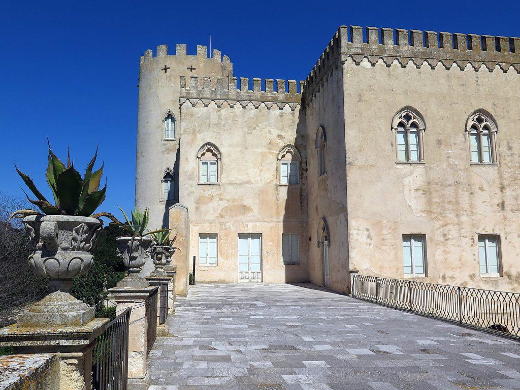 Comisario Montalbano: Castello di Donnafugata