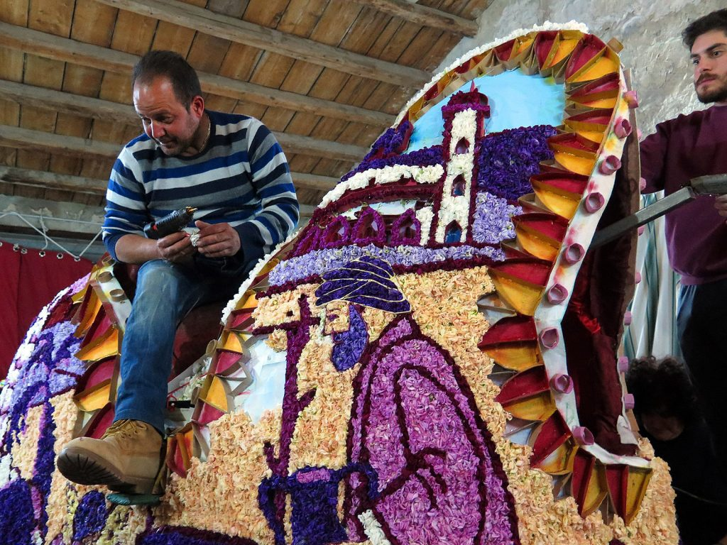 Comisario Montalbano: Cavalcata di San Giuseppe
