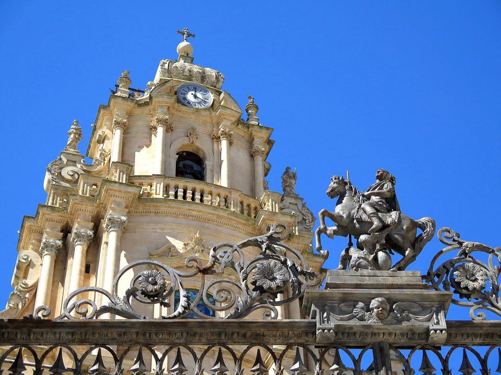 Comisario Montalbano: Catedral de Ragusa