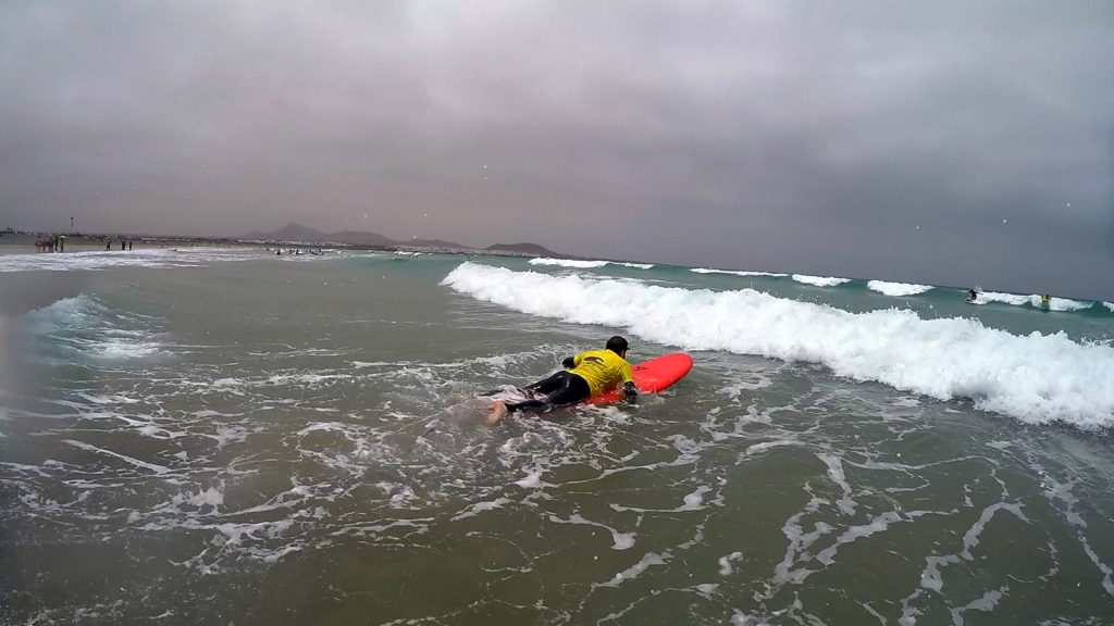 Surf en Famara