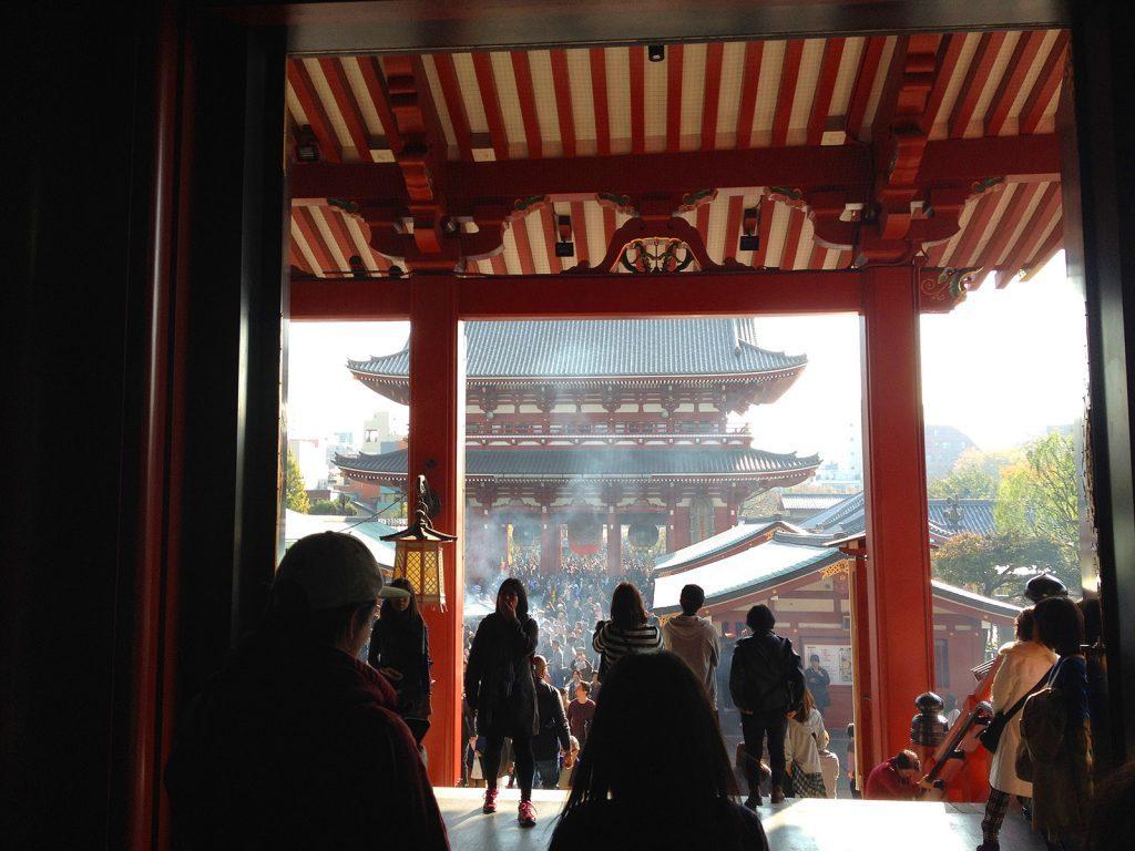 Japón low cost: Templo Sensō-ji