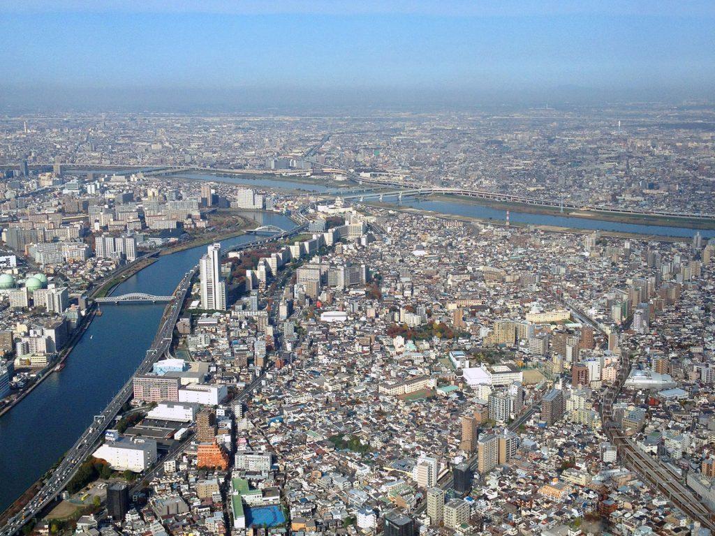 Japón low cost: Tokyo Sky Tree