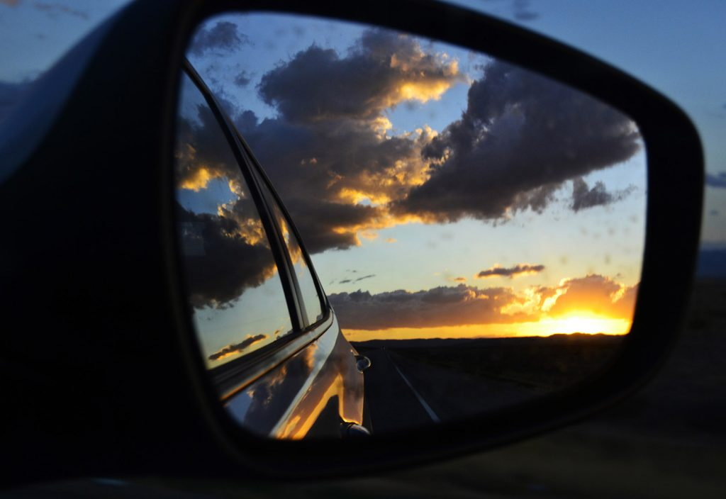 camino a Las Vegas