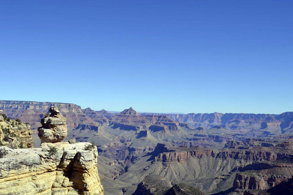 costa Oeste de Estados Unidos. El Gran Cañón, Arizona
