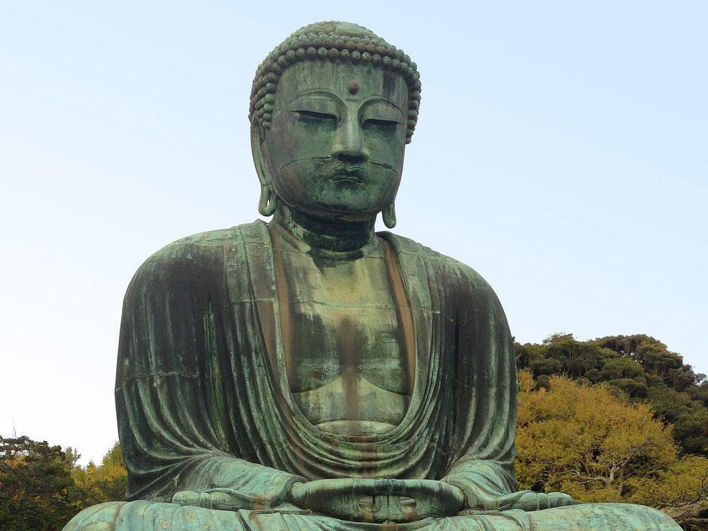 Japón low cost: templo de Kōtoku-in