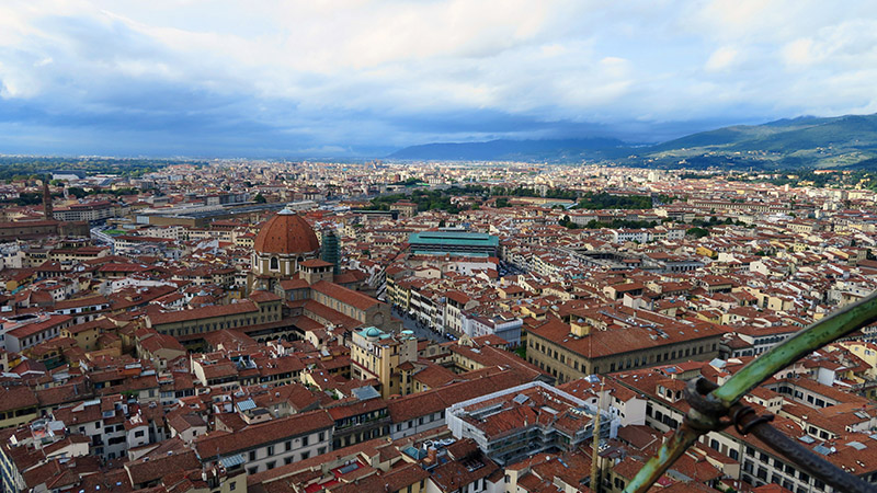 Toscana, Florencia