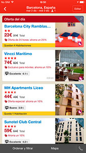 app hoteles.com