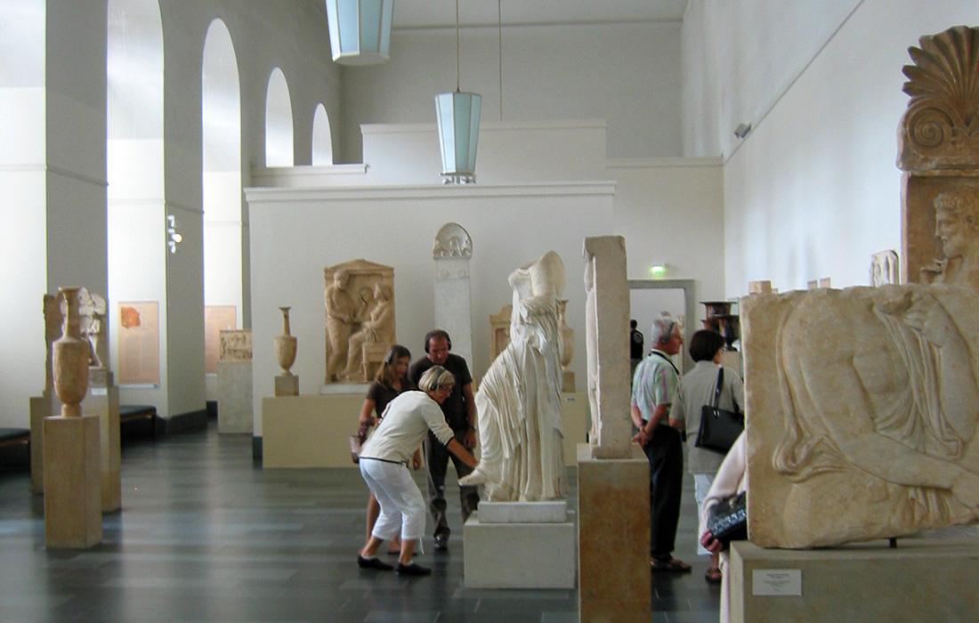 El museo Pergamon
