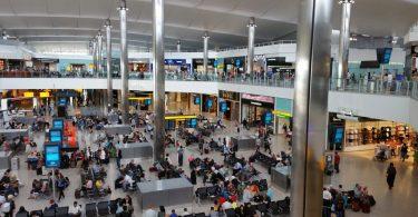 aeropuerto huelga