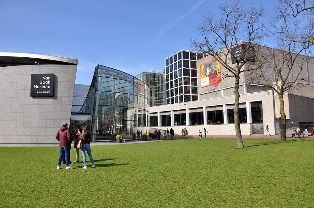 Que ver en Ámsterdam en 2 días, El Museo Van Gogh