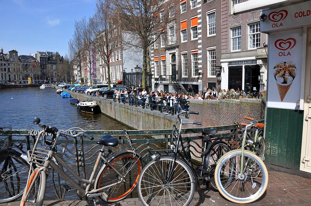 Que ver en Ámsterdam en 2 días, herengracht