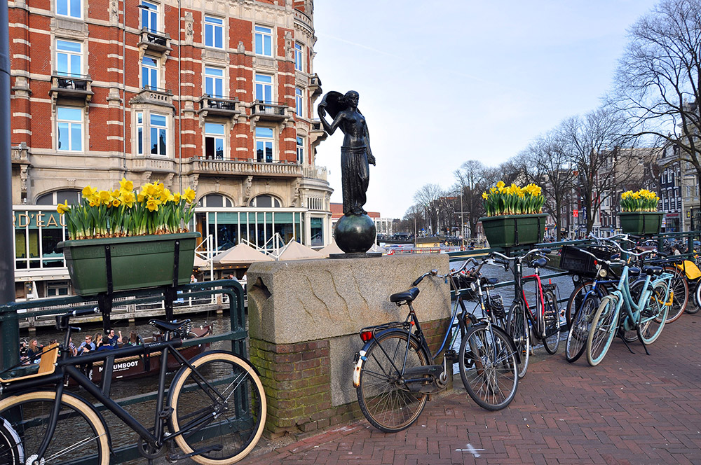 Amsterdam, Calle Amstel
