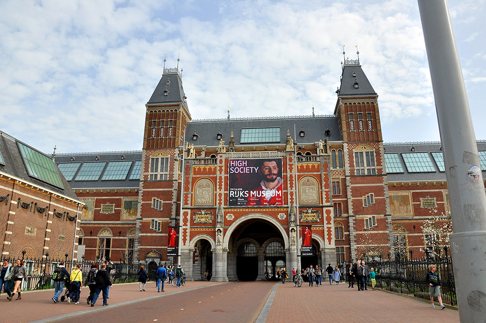 Que ver en Ámsterdam en 2 días, Museo Nacional de Ámsterdam (Rijksmuseum)
