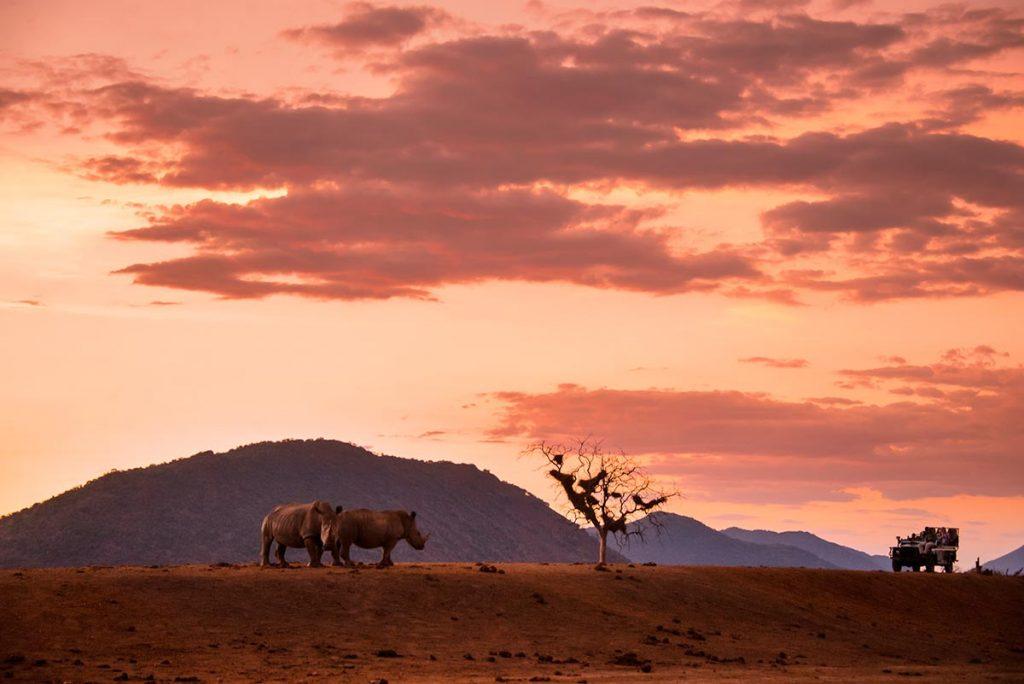 Sudáfrica, Parque Nacional Kruger