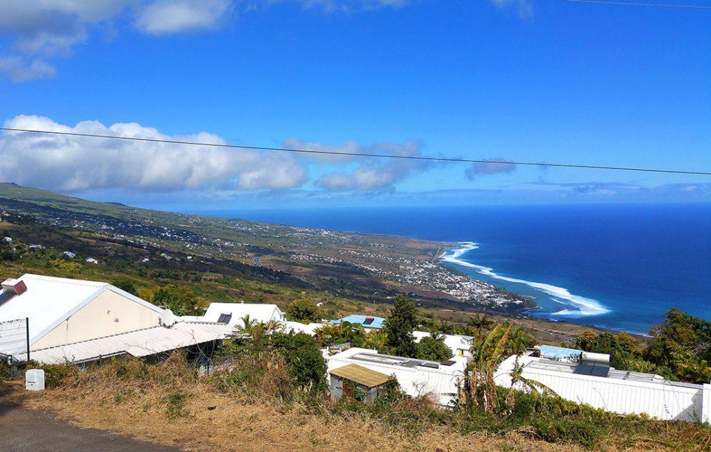 Viajar a Isla Reunión - Vistas des del Jardin Botánico de Mascarin