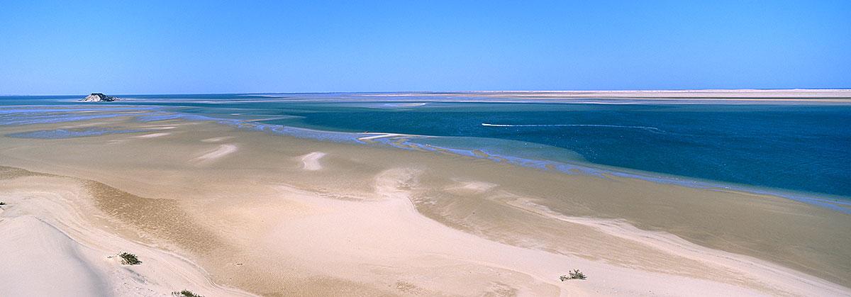 Playas de Marruecos. Dahkla