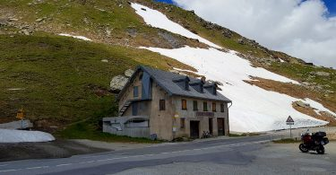 Suiza en moto