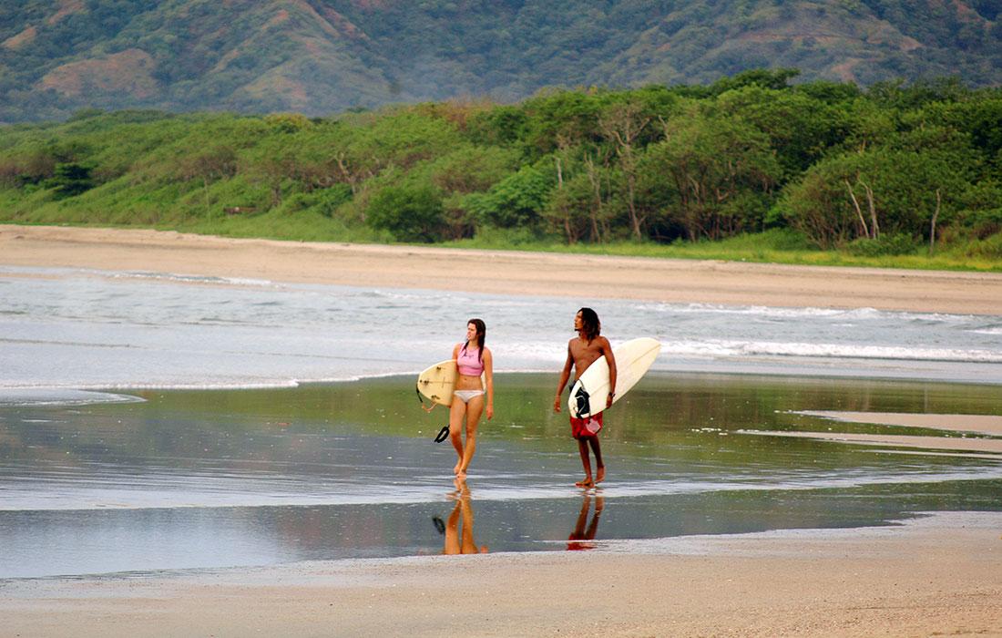 Que ver en Costa Rica. Surf