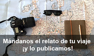Comparte tu viaje
