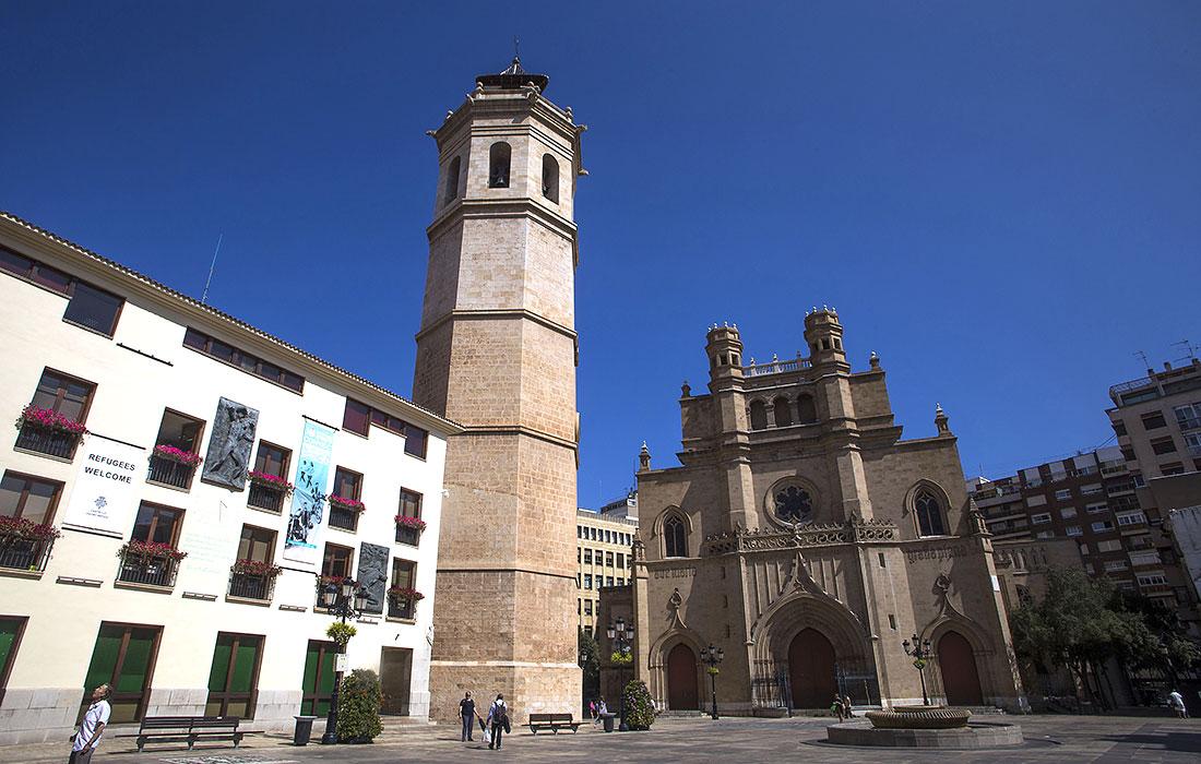 Castellón de la Plana. El Fadrí
